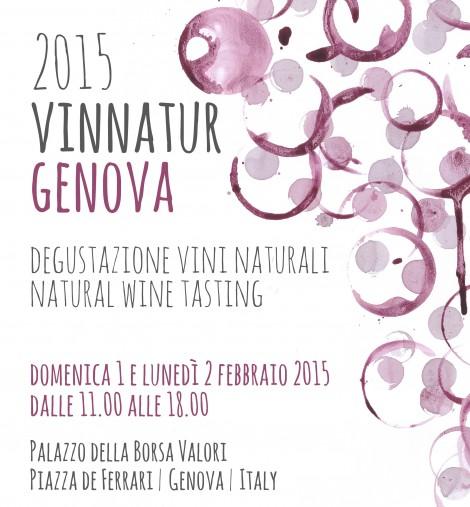 VinNatur sbarca a Genova!